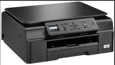 Brother DCP-J152W Driver Download - Brother DCP-J152W offers print out, copy and have a look at capability all available as one compact, stylish design. Also featuring