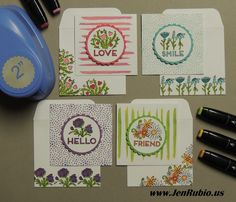 CTMH with Jen Rubio: National Stamping Month (Create Kindness) Blog Hop…