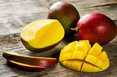 Tarta de mango con costra de coco - Huevo San juan