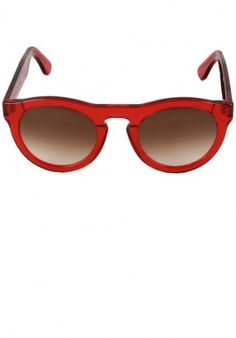 Sunglasses - Red/Shaded Brown BUY IT NOW ON www.dezzy.it!