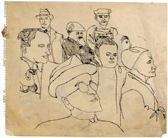 For the first time, 300 drawings from the 1950s are on view at the Louisiana Museum of Modern Art in Denmark. The previously unreleased collection of works are loan by German gallery owner Daniel Blau, who obtained the works from the Andy Warhol Foundation for the Visual Arts.