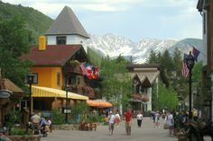 Vail, home sweet home.