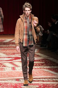 Missoni Fall 2015 Menswear - Collection - Gallery - Style.com