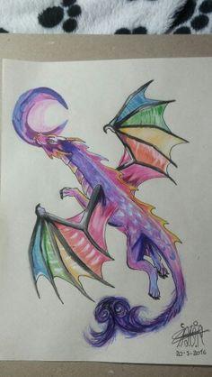 Dragon lunar