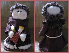 Teddy Bear, Toys, Wedding, Punto Cruz Gratis, Doilies Crafts, Wedding Showers, Fabric Dolls, Diy And Crafts, Boy Doll