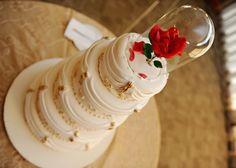 ディズニープリンセス別*ケーキトッパーでwedding cakeを飾りつけ♡のトップ画像