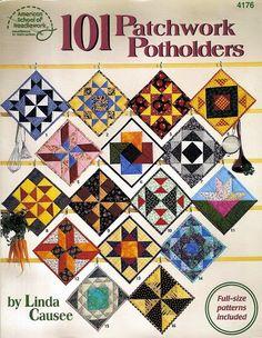 101 Pacthwork Potholders - Jaw Vaw - Álbumes web de Picasa