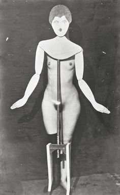 Man Ray, exquisite corpse