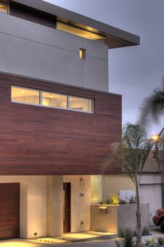 Manhattan Ave Residence - modern - exterior - los angeles - Michael Lee Architects