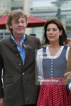 Photo d'actualité : Prinzessin Caroline Und Prinz Ernst August Von...