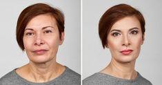 7 triků make-up, které pomohou vypadat mladší Younger Skin, Look Younger, Pixie Bob Hairstyles, The Body Book, Make Up Tricks, Les Rides, Contour Makeup, Belleza Natural, Face And Body