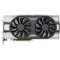 Evga - FTW Edition Nvidia GeForce GTX 1070 8GB GDDR5 PCI Express 3.0 Graphics Card - Black