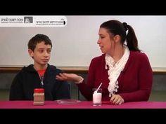 43▶ איך אפשר להפריד תערובת של מלח ופלפל - YouTube