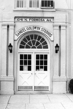 Samuel Goldwyn Studios in Hollywood