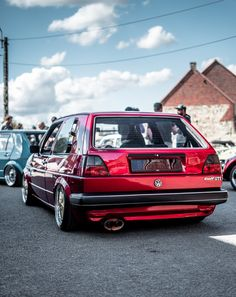 Volkswagen Golf Mk2, Vw Mk1, Gtr Car, Jetta A2, Golf Mk3, Transportation, Cars, Motorcycles, Tatoo
