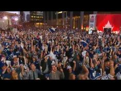 Thank You Leafs Nation! Maple Leafs Hockey, Toronto Maple Leafs, September, Leaves, Inspire, Fan, Amazing, Sports, Hs Sports