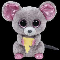TY Beanie Boo Plush - Squeaker the Mouse 261c1b7a691f