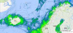 Marine Traffic, Oceans, Maps, Sea, Fictional Characters, Blue Prints, The Ocean, Ocean, Map