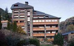 Ventanas Rehau en el hotel Bringúe en Andorra #aislamientotérmico