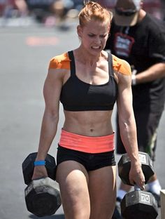 Madelyn Curley - gymnastics, crossfit http://www.theironden.com/forum
