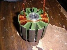 Picture of Magnets and Magnet Wire