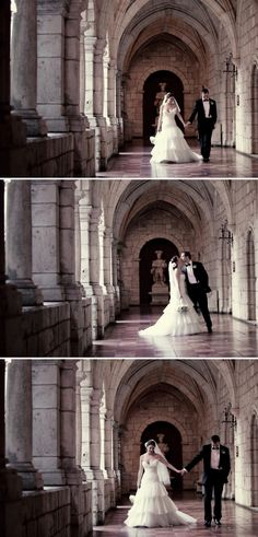 Miami Wedding at The Ancient Spanish Monastery by K&K Photography - The Celebration Society