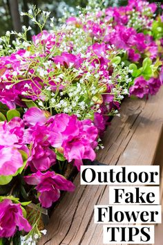 Outdoor Flower Boxes, Fall Flower Boxes, Railing Flower Boxes, Window Box Flowers, Flower Planters, Window Boxes, Fake Flowers Decor, Artificial Flower Arrangements, Hanging Flowers
