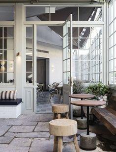 Buena Vista Hotel in Mosman, Australia by SJB Interiors & Tess Regan Design Home, Hotel, Interior Design Inspiration, Commercial Interiors, Vista, Hotel Decor, Interior Design, Buena Vista Hotel, Restaurant Design