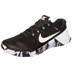 #Nike #Metcon #II #Fitnessschuhe #Herren #schwarz / #weiß,