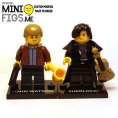 Lego. Sherlock!