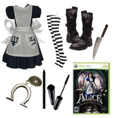 """""""Alice: Madness Returns"""" by all-for-szmanda on Polyvore"""