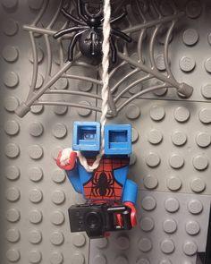 #lego#legospiderman#legosuperheroes#stevessuperherosunday#vitruvianbrix#legostagram#toyslagram_lego#spiderman#toyphotography by geeksheets