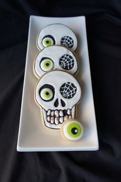 Galletas calaverass
