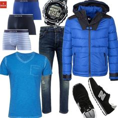 S.Oliver RED LABEL Jacke blue denim Blau CODE ZERO Poloshirt