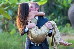 Sean and Catherine | Wedding tonight | So excited! | Cutest Couple | Bachelor Couple