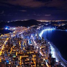 Balneário Camboriú...Noite