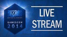 Gamescom Live Stream