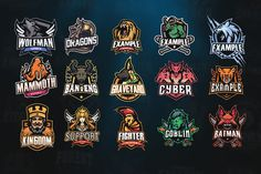 Ad: Sports and Esports Logo Creator by ovozgraphics on Are you need Esports and Sports Logo? but worrying about the services prices?, Sports and Esports Logo creator that give Game Logo Design, Badge Design, Typography Logo, Logo Branding, Basketball Logo Design, Logo Gaming, Bicycle Painting, Esports Logo, Cartoon Logo