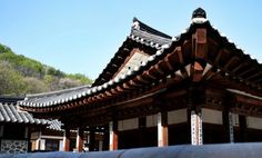 한옥 - (Korean traditional house)