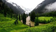 Mesmerizing beauty of Neelum Valley...