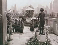 the american past: NYC in focus: The Beauty of the Miniature: Helena Rubinstein in New York City
