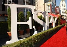 We're getting ready for the ESPY awards, honoring the nation's best athletes. Any last minute requests to attend the event can be sent to info@musicandcommerce.com