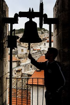 For whom the bell tolls by Massimo Strazzeri - Italia