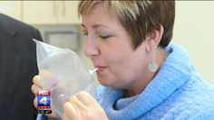 WESTWOOD, Kan. -- You've heard of the breath test that police use to see if someone is legally drunk. Now doctors at the University of Louisville have developed a breath test for a totally differen...