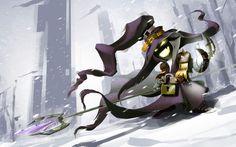 League of Legends, Veigar by Anarki3000.deviantart.com
