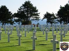 Normandy American Cemetery and Memorial in Omaha Beach in Saint-Laurent-sur-Mer, Basse-Normandie. http://catholictraveljournal.com/blog/our-interview-with-anthony-lilles-going-to-france-ctj-ep-13/nggallery/thumbnails