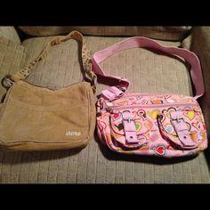 Aeropostale and Mudd bundle Small brand name bags Aeropostale Bags Mini Bags