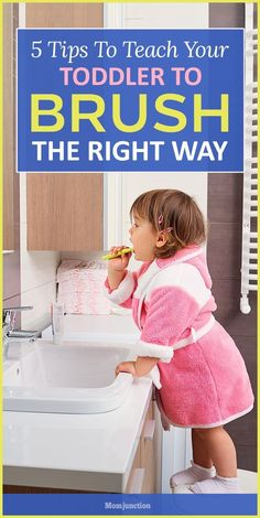 Is your toddler simply sucking the toothpaste from his brush? Want to know how can u make it easy? Read out here 5 simple tips on how to brush toddler teeth