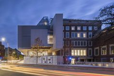 Harvard Art Museums renovation and expansion, Cambridge, MA, USA -
