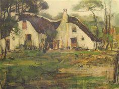 Old Cottage Plumstead - Pieter Wenning
